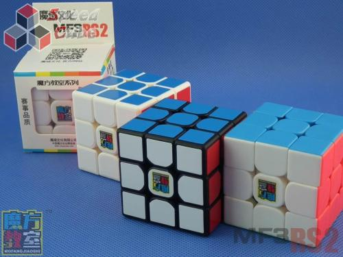 MoYu MoFang JiaoShi 3x3x3 MF3RS2 Czarna