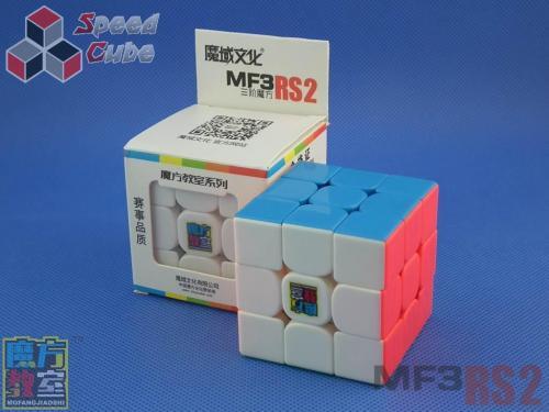 MoYu MoFang JiaoShi 3x3x3 MF3RS2 Kolorowa