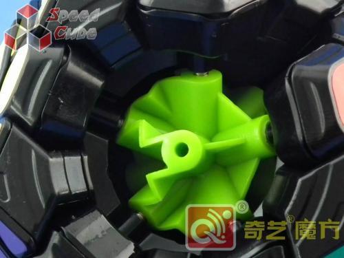 QiYi Megaminx QiHeng Megaminx Czarna