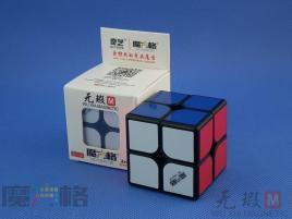MoFangGe QiYi WuXia M 2x2x2 Czarna