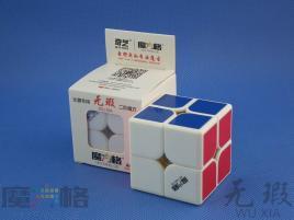 MoFangGe QiYi WuXia 2x2x2 Biała