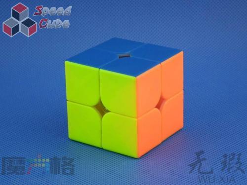 MoFangGe QiYi WuXia 2x2x2 Kolorowa