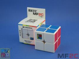 MoYu MoFang JiaoShi 2x2x2 MF2C Biała