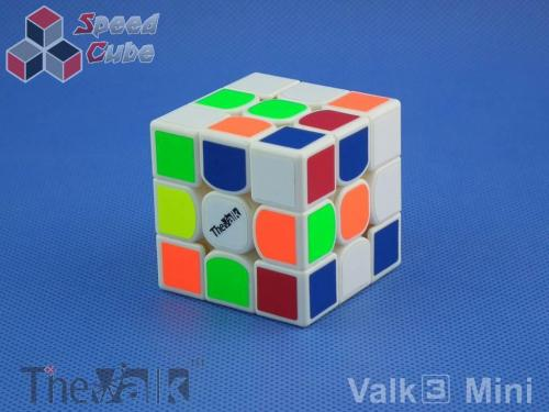 MofangGe QiYi The Valk 3 Mini 3x3x3 Biała