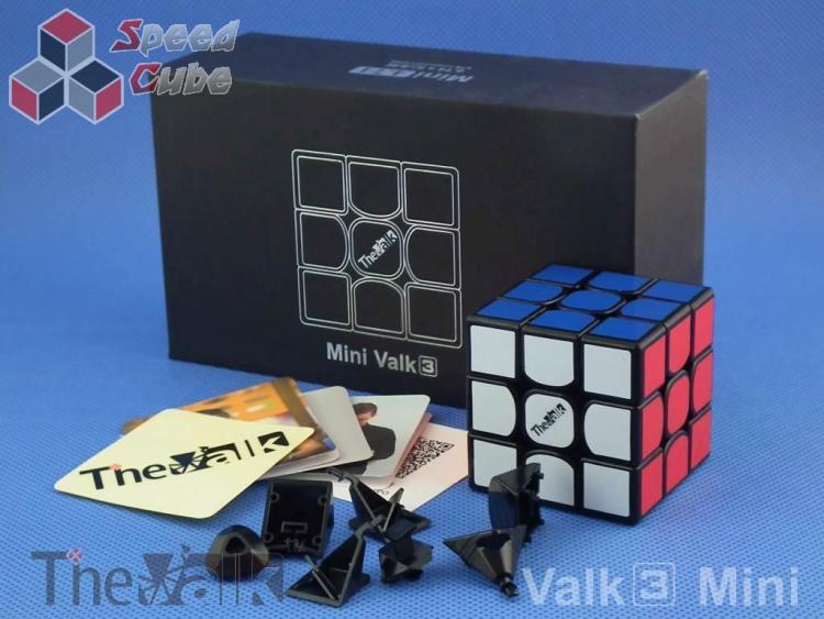 MofangGe QiYi The Valk 3 Mini 3x3x3 Czarna