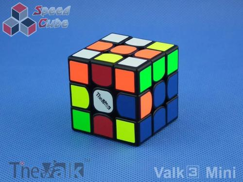 MofangGe QiYi The Valk 3 Mini 3x3x3 Czarna