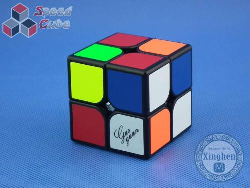 MoYu GuoGuan XingHen M 2x2x2 Black
