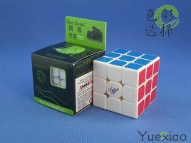 MoYu GuoGuan Yuexiao 3x3x3 White