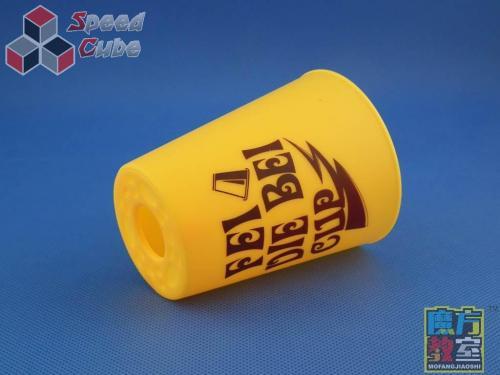 Kubki MoYu MoFang JiaoShi Stacking V1 Yellow