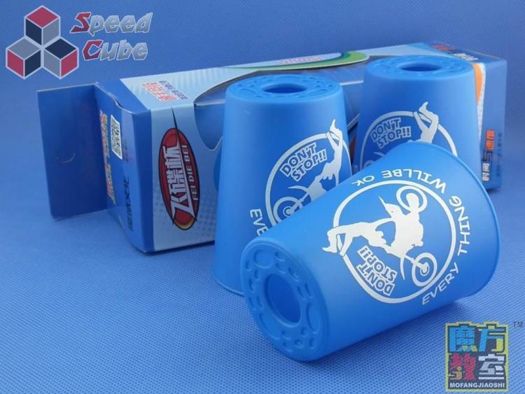 Kubki MoYu MoFang JiaoShi Stacking V1 Blue