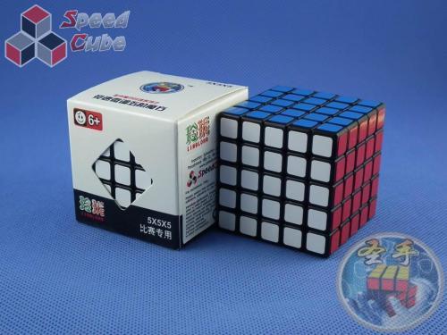 ShengShou 5x5x5 LngLong Czarna 57 mm