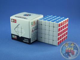 ShengShou LingLong 5x5x5 57 mm Biała