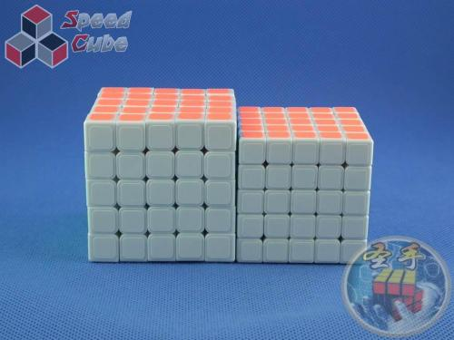 ShengShou 5x5x5 LngLong Biała 57 mm