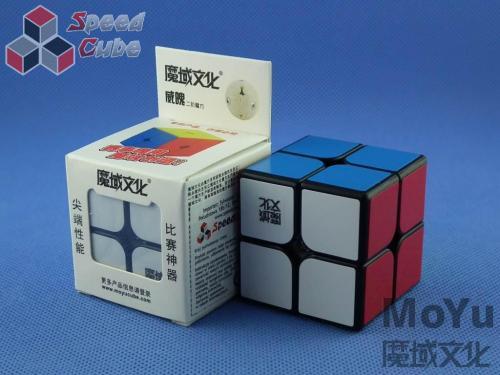 MoYu Weipo 2x2x2 Czarna