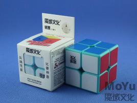 MoYu WeiPo 2x2x2 Zielona
