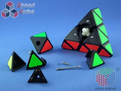 DianSheng Pyraminx Czarna