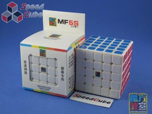MoYu MoFang JiaoShi 5x5x5 MF5s Biała