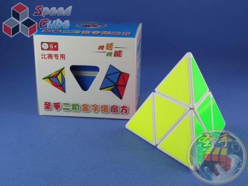 ShengShou Pyramorphix - Biały