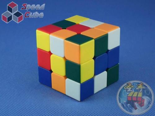 ShengShou Rainbow 3x3x3 Kolorowa