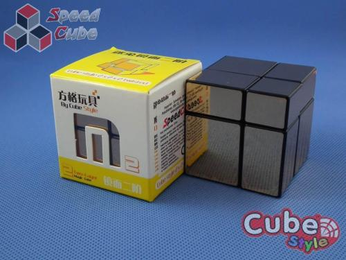 Cube Style Mirr-Two mirror 2x2x2 Gold