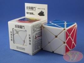 YongJun Axis JinGang 3x3x3 Biała