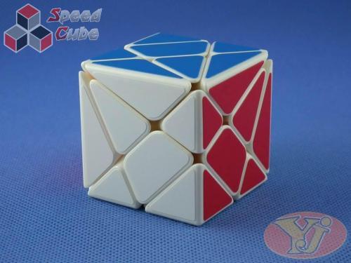 MoYu YJ Axis JinGang 3x3x3 Biała