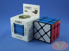 YongJun New YiLeng 3x3x3 Czarna