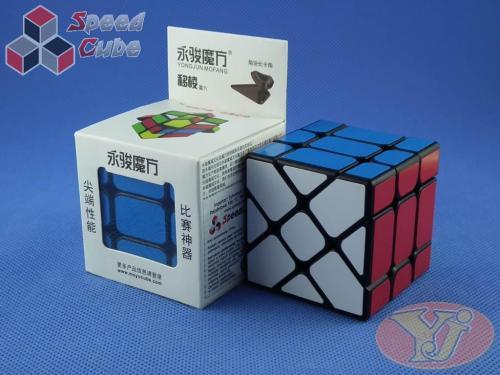 MoYu New YiLeng 3x3x3 Czarna