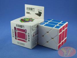 YongJun New YiLeng 3x3x3 Biała
