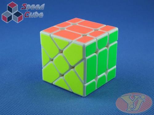 MoYu New YiLeng 3x3x3 Biała
