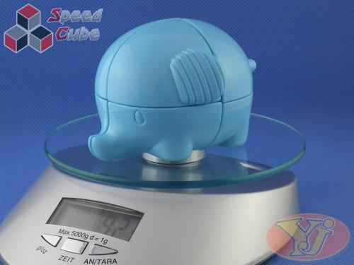 YJ Elephant 2x2x2 Blue