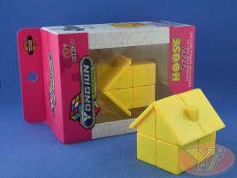 YongJun House 2x2x2 Yellow