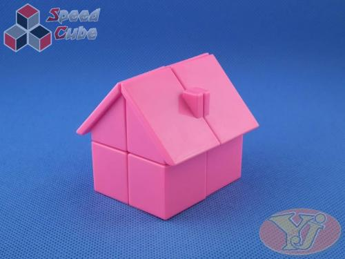 YJ House 2x2x2 PiNK