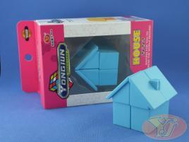YongJun House 2x2x2 Blue