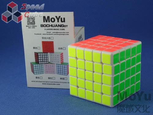 MoYu Bochuang 5x5x5 Biała