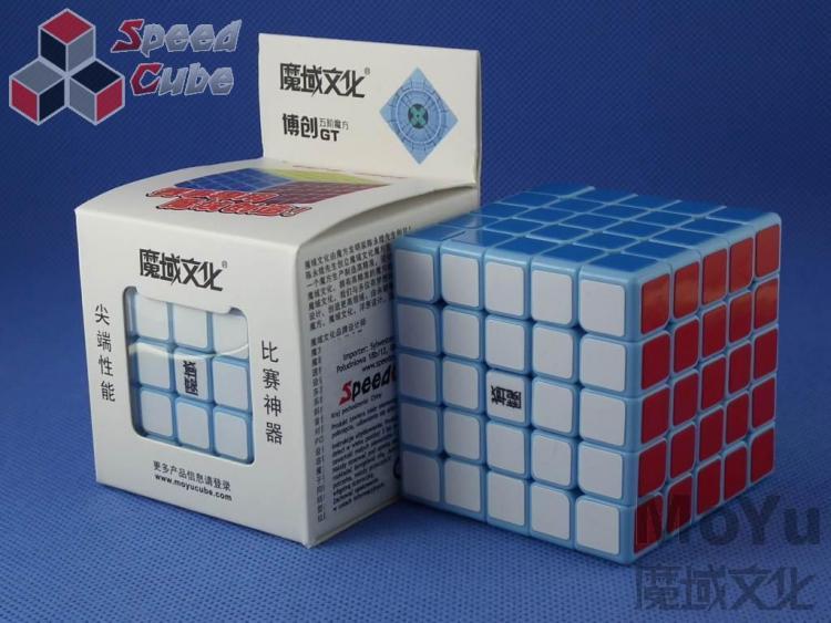 MoYu Bochuang 5x5x5 Niebieska