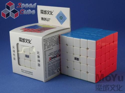 MoYu Bochuang GT 5x5x5 Kolorowa