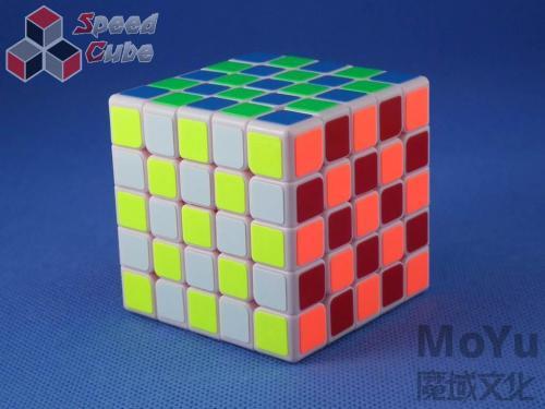 MoYu Bochuang GT 5x5x5 PiNK