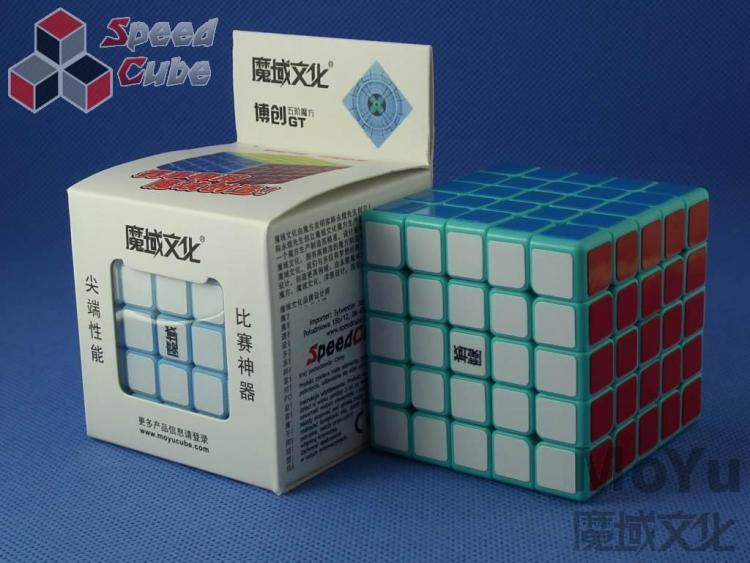 MoYu Bochuang GT 5x5x5 Zielona