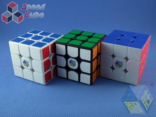 ZhiSheng YuXin 3x3x3 Unicorn Czarna