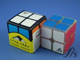 FangShi ShiShuang 2x2x2 Transparentna 50 mm