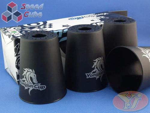 Kubki YongJun Speed Flying Cups Czarne BOX