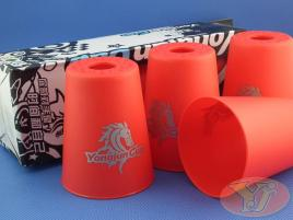 Kubki YongJun Speed Flying Cups Czerwone BOX