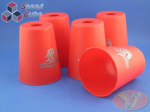Kubki YongJun Speed Flying Cups Czerwone BOX