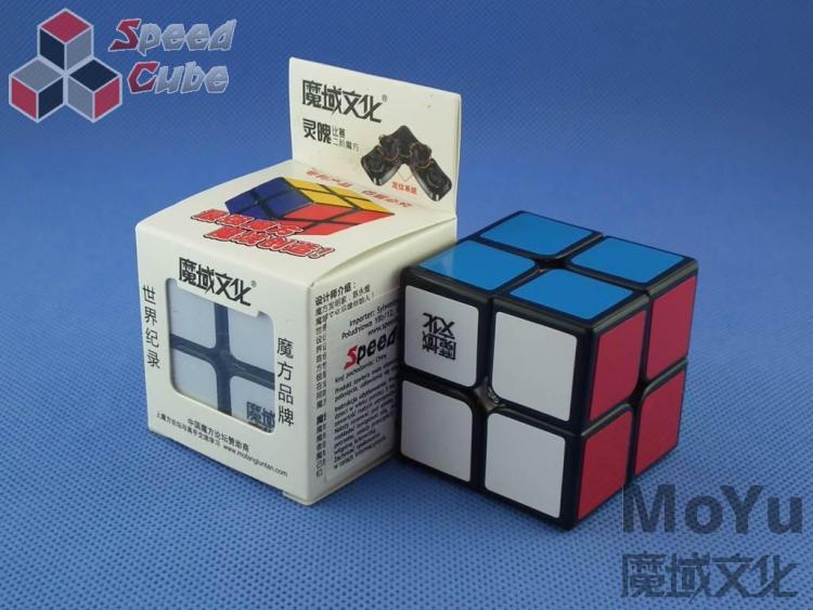 MoYu LingPo 2x2x2 Czarna