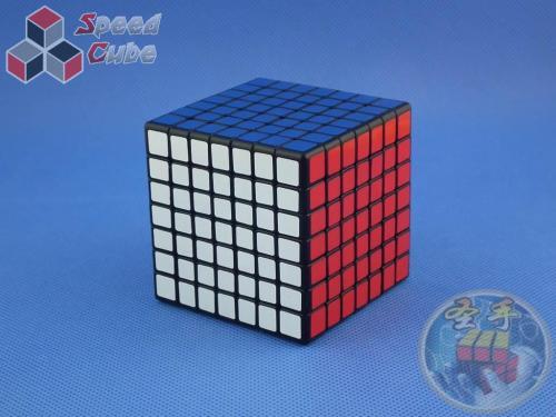 ShengShou 7x7x7 Mini Czarna
