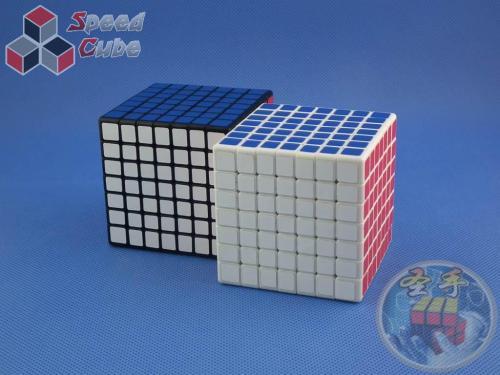 ShengShou 7x7x7 Mini Biała