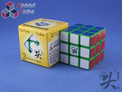 DaYan Guhong v2 3x3x3 Zielona