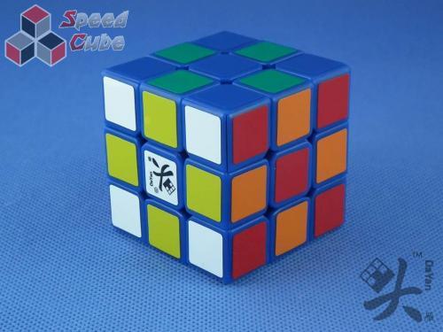 DaYan v2 Guhong + 3x3x3 Niebieska