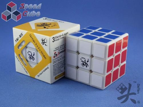 DaYan v2 Guhong + 3x3x3 Biała